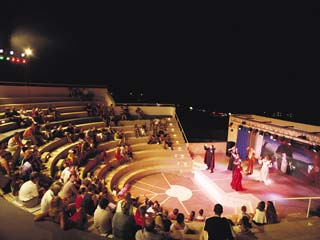Open Air Ampitheater